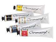 Chromacryl� Student Acrylic Paint 5-Tube Pack (pack of 5)