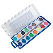 Color Splash! Watercolor Paint Set, 16 colors