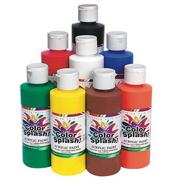 8-oz. Color Splash! Acrylic Paint  (pack of 8)