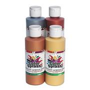 8-oz. Color Splash!� Metallic Acrylic Paint