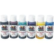 1-oz. Color Splash!� Liquid Watercolors  (pack of 6)