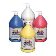128-oz. Color Splash!� Liquid Tempera Paint - Set A  (set of 4)