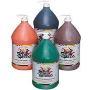 128-oz. Color Splash!� Liquid Tempera Paint  - Set B (set of 4)