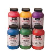 Sargent Art Washable Glitter Finger Paint 16-oz. (pack of 6)