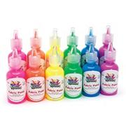 Color Splash!� Fluorescent Fabric Paint 1 oz. (pack of 12)
