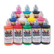 Color Splash!� Fabric Paint 4 oz. (pack of 12)