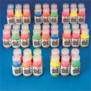 1-oz. Color Splash! Fluorescent Acrylic Paint Pass Around Pack  (pack of 48)