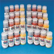 1-oz. Color Splash!� Metallic Acrylic Paint Pass Around Pack  (set of 32)