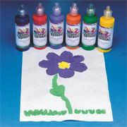 Color Splash! Puffy Paint (set of 6)
