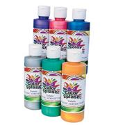 Color Splash! Metallic Acrylic Paint Set 8 oz. (set of 6)