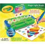 Crayola Color Wonder Magic Light Paint Brush Set