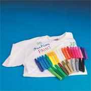 Fabric Paint Pens (set of 30)