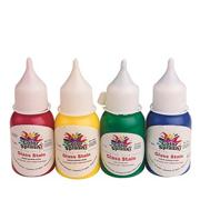 Color Splash! Glass Stain 1oz. (set of 4)