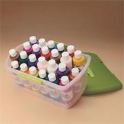 Color Splash! Washable Tempera Paint in a Tub