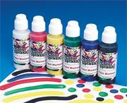 Color Splash!��Tempera Marker Set - Primary Colors  (pack of 6)