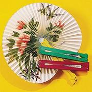 Folding Fan  (pack of 12)