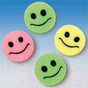 Smile Mini Erasers  (pack of 144)