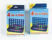 4-in-a-Line Game  (pack of 12)