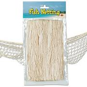 Fish Netting, 4&#039;x12&#039; , Natural