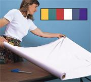 "Plastic Table Cover Roll - 40""x100'"