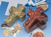 Shell Cross Boxes Craft Kit (makes 24)