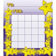 Motivational Chart Stars(pk/36) (pack of 36)