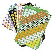 Very Cool Sticker Shapes Variety Pack (pack of 25)