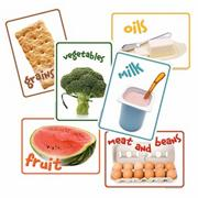 Healthy Eating Instruction Accents