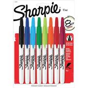 Sharpie Retractable Color Markers  (set of 8)