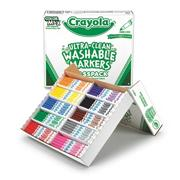 Crayola� Washable Fineline Markers  (pack of 200)