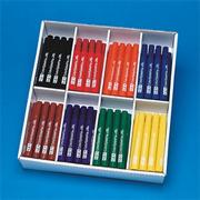 Color Splash! Permanent Markers PlusPack (pack of 216)