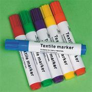 Fabric Markers  (pack of 6)