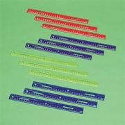 School Works Plastic Ruler  (pack of 12)