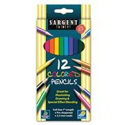 Sargent Art��Colored Pencils  (pack of 12)
