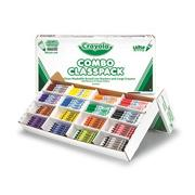 Crayola� Crayons and Markers Classpack� (pack of 256)