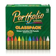 Portfolio� Series Water-Soluble Oil Pastels Classpack  (pack of 300)