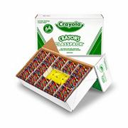 CrayolaClasspack Crayons - 64 Colors (box of 832)