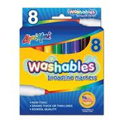Washable Markers  (pack of 8)