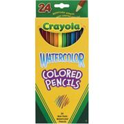 Crayola� Watercolor Pencils (box of 24)