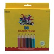 Color Splash!� Budget Colored Pencils PlusPack (box of 50)