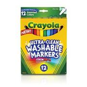 Crayola� Fine Line Washable Markers (pack of 12)