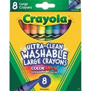 Crayola� Large Washable Crayons