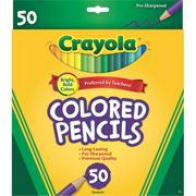Crayola� Colored Pencils (box of 50)