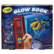 Crayola Color Explosion Glow Book