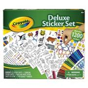 Crayola� Deluxe Sticker Set