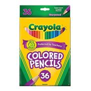 Crayola� Colored Pencils (box of 36)