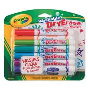 Crayola� Washable Dry-Erase Markers (pack of 12)