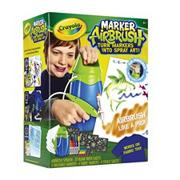 Crayola Marker Airbrush Set
