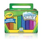 Crayola� Sidewalk Chalk (pack of 48)