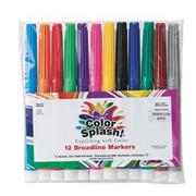 Color Splash!� Water-based Markers (pack of 12)